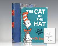 The Cat in the Hat. by  Dr. (Theodor Geisel) Seuss - Signed First Edition - 1957 - from Raptis Rare Books (SKU: 24005)