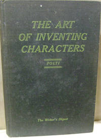 The Art of Inventing Characters