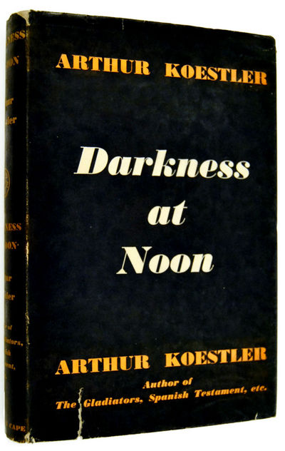 collectible copy of Darkness at Noon