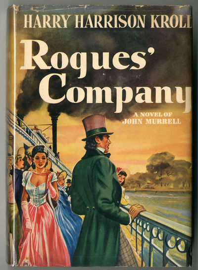 Indianapolis and New York: Bobbs-Merrill, 1943. Gilt cloth. First edition of this fictional treatmen...