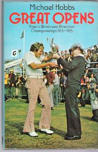 image of Great Opens: Historic British and American Championships 1913--1975