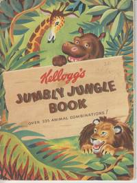 Kellogg's Jumbly Jungle Book. over 335 Animal Combinations!