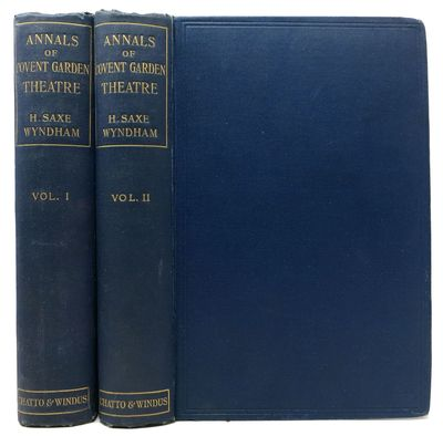 London: Chatto & Windus, 1906. 1st Edition. Original blue publishers cloth with gilt spine lettering...