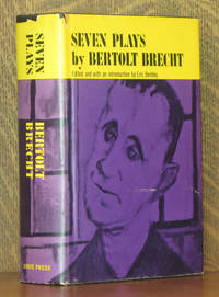 image of SEVEN PLAYS BY BERTOLT BRECHT
