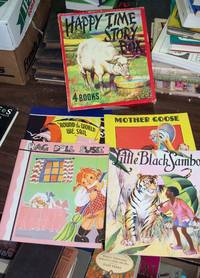 Happy Time Story Box: Little Black Sambo; Mother Goose; Rag Doll Susie; 'Round the World We Sail