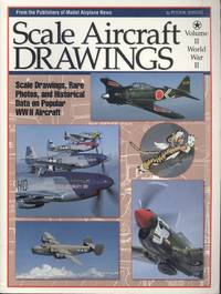 Scale Aircraft Drawings Volume Two - World War II