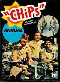 """""""CHiPS"""" Californian Highway Patrol Annual 1980"""