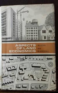 Aspects of Land Economics