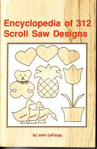 image of Encyclopedia Of 312 Scroll Saw Designs