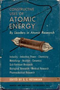 Constructive Uses of Atomic Energy