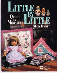 image of Little by Little: Quilts in Minature