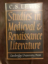 Studies in Medieval and Renaissance Literature