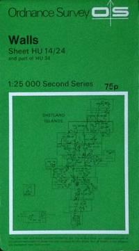 Pathfinder map Walls sheet HU14/24