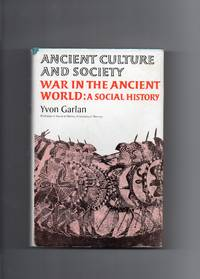 War In The Ancient World:  a social history