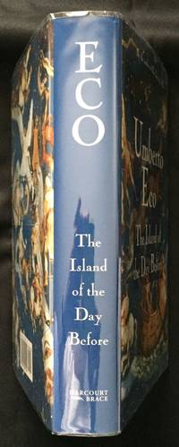 image of THE ISLAND OF THE DAY BEFORE; Translated from the Italian by William Weaver
