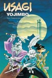 image of Usagi Yojimbo Volume 16: The Shrouded Moon (Usagi Yojimbo (Dark Horse)) (v. 16)
