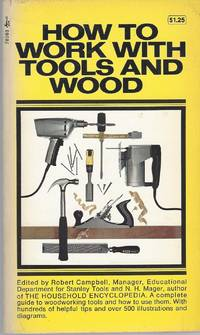 image of How to Work with Tools and Wood