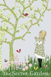 image of The Secret Garden: Deluxe Hardcover Classic (Puffin Classics)