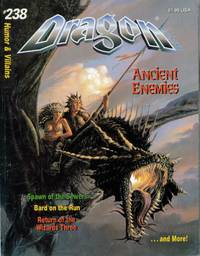 Dragon Magazine #238 by TSR - Dragon Magazine #238 - 1997 - from Stevens Collectibles and Biblio.com