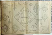 Livre d'Or de la Broderie. Alphabets - Monogrammes - Festons
