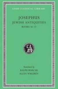 Jewish Antiquities Books