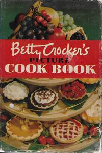 Betty Crocker's Picture Cook Book; 1950 Hardcover with Dust Jacket