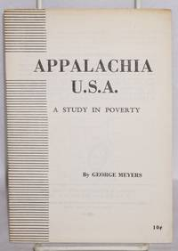 image of Appalachia, USA: a study in poverty