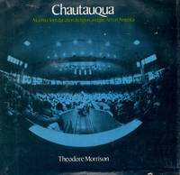Chautauqua: A Centre for Education, Religion and the Arts in America