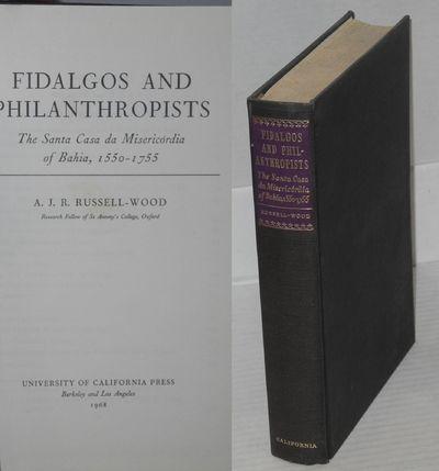 Berkeley: University of California Press, 1968. Hardcover. xvii, 429p. + 8p. plates, first edition. ...