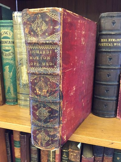 London: Anisson & Posuel, 1718. Early Edition. Hardcover. Thick quarto in dark burgundy leather; fiv...