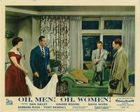 Oh, Men Oh, Women (Collection of 7 photographs from the 1957 film)