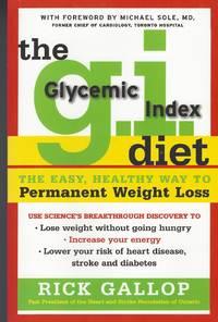 The G.I. Diet  The Easy, Healthy Way to Permanent Weight Loss