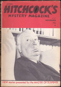 Alfred Hitchcock's Mystery Magazine (November 1973, volume 18, number 11)