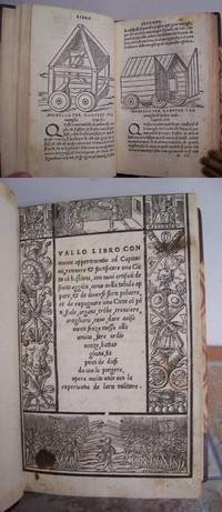 VALLO LIBRO CONTINENTE APPERTENENTIE AD CAPITANII, RETENERE & FORTIFICARE UNA CITTA CON BASTIONI,...