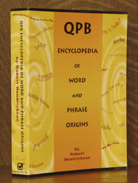 QPB ENCYCLOPEDIA OF WORD AND PHRASE ORIGINS