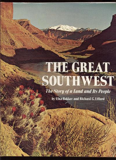 CA: American West Publishing, 1972. Hardcover. Fine/Fine. First edition. Quarto. Fine in an almost f...