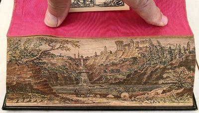 Parigi:: Presso Baudry, 1836., 1836. 2 volumes in 1. Sm. 8vo. xxx, , 442, ; , 288, pp. Frontispiece ...