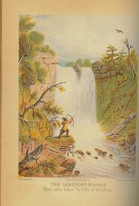 """Chromolithograph """"The Laughing Waters"""""""