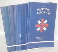 The Prophetic Expositor [15 issues]