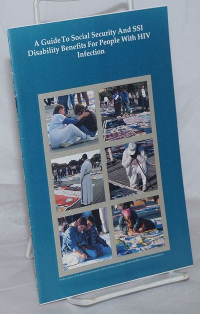 Washington DC: US Dept. of Health & Human Services, 1991. 24p., 5.5x8 inches, bullet points, signs o...