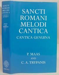 Sancti Romani Melodi Cantica - Cantica Genuina
