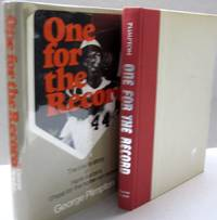 One for the record: The inside story of Hank Aaron's chase for the home-run record