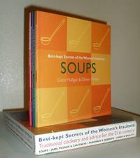Best-kept Secrets of the Women's Institute - Traditional Cookery and Advice for the 21st Century - Four Volumes in Slipcase