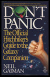 image of Don't Panic: The Official Hitchhiker's Guide to the Galaxy Companion. (Signed Copy)