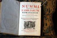 Nummi antiqui familiarumromanarum, perpetuis interpretationibus illustrati.volumen primum (et secundum)