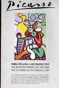 image of Pablo Picasso: a Retrospective. May 22 - September 16, 1980