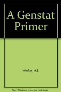 A Genstat Primer