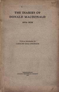 The Diaries of Donald Macdonald 1824-1826