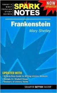image of Frankenstein By Mary Shelley