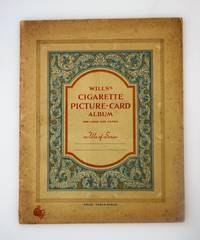 Wills's Cigarette Picture Card Album For Large Size Cards: Title Of Series Racehorses And Jockeys 1938 Cigarette Cards